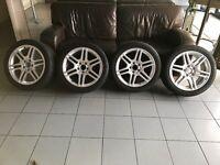 Alloy wheels Mercedes Amg