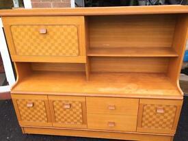 Side cabinet for living room