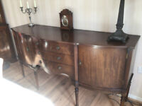 Sideboard, Table and Chairs