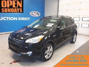 2013 Ford Escape SEL, NAV, LEATER, HEATED SEATS!