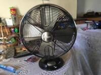 Hunter Vintage Hunter Century Oscillating 3 Speed Fan £40 perfect working