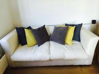 Habitat 2 seater sofa