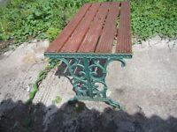Classic Cast Iron Garden Table