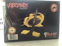 Vaporetto pocket steam cleaner