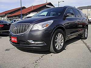 2014 Buick Enclave AWD, Leather, Navi, Camera, Sunroof