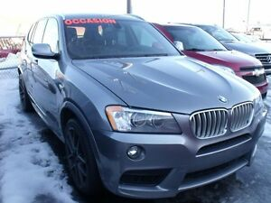 2013 BMW X3 35i xDRIVE MPACKAGE/MAGS/TOIT