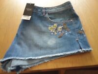 Womens Shorts, unworn with tags, Next and Swimsuit, Biba, each