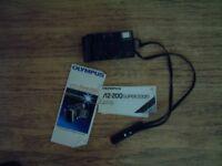Olympus AZ200 superzoom 35mm camera (infinity zoom200)
