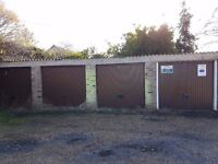 Garages to Rent: Layleys Green, Curridge - NEW DOORS - ideal for storage/ car etc - available now.