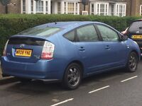 Toyota Prius 1.5 T3 Hybrid CVT Auto (2008) year-MOT, 2-owners HPI-Clear 2xKeys U.K Model. PCO (opt)