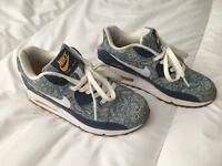 Women's Nike Air Max 90s Liberty Edition Size 4