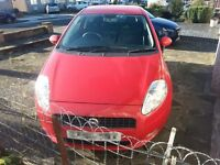 2007 Fiat Grande Punto 1.4 Active Sport, 1 owner from new super low mileage, immaculate FSH Long MOT