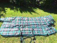 Heavyweight 350g 6ft3 Weatherbeeta stable rug