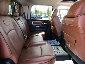 2015 Ram 3500 LONGHORN DUALLY 4x4 AIR SUSPENSION / SUNROOF / CAN Edmonton Edmonton Area image 18