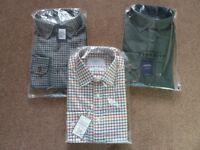 Charles Tyrwhitt shirts ( 3) Brand New in packaging size M