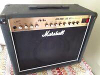 Swap or sell. Marshall Jcm2000 Dsl401 Amplifier. New speaker, valves and capacitors.