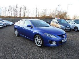 MAZDA6 2.5 Sport 5dr / Mazda 6 Sport/1 Year MOT / FINANCE AVAILABLE