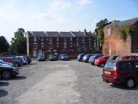 Car Parking Permit, £65.00/month - PRESTON - by railway station. Christian Road, PR1 8NB