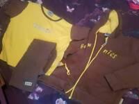 Girls brownie uniform