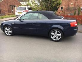 Audi A4 1.8 Turbo Convertible. FSH