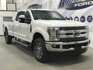 2018 Ford Super Duty F-350 SRW CrewCab Lariat 6.7L Power Stroke