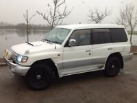 MITSUBISHI PAJERO LTD EDITION 3.5GDI V6 PETROL AUTO WHITE ** ONE OF A KIND!!! ++ MANY EXTRAS!!! **