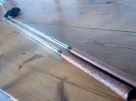WILSON DYNAPOWER UNDERCUT CAVITY S/STEEL 7 & 8 IRONS, Reg Steel Shaft