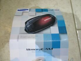 Samsung SMX-C10 Memory Camcorder