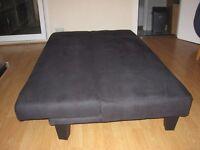 2 x Double Sofa Beds and Mattress/Duvet
