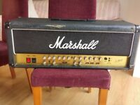 TSL60 JCM2000 Guitar Amplifier - Used and road warn but reliable amp