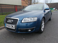 AUDI A6 SE TDI AUTO FULL SERVICE HISTORY OUTSTANDING 12 MONTHS MOT * open 7 days by appointment *