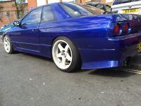 nissan skyline r32 rare rust free manual rb20det engine rb25det gearbox drift jap px swap try me