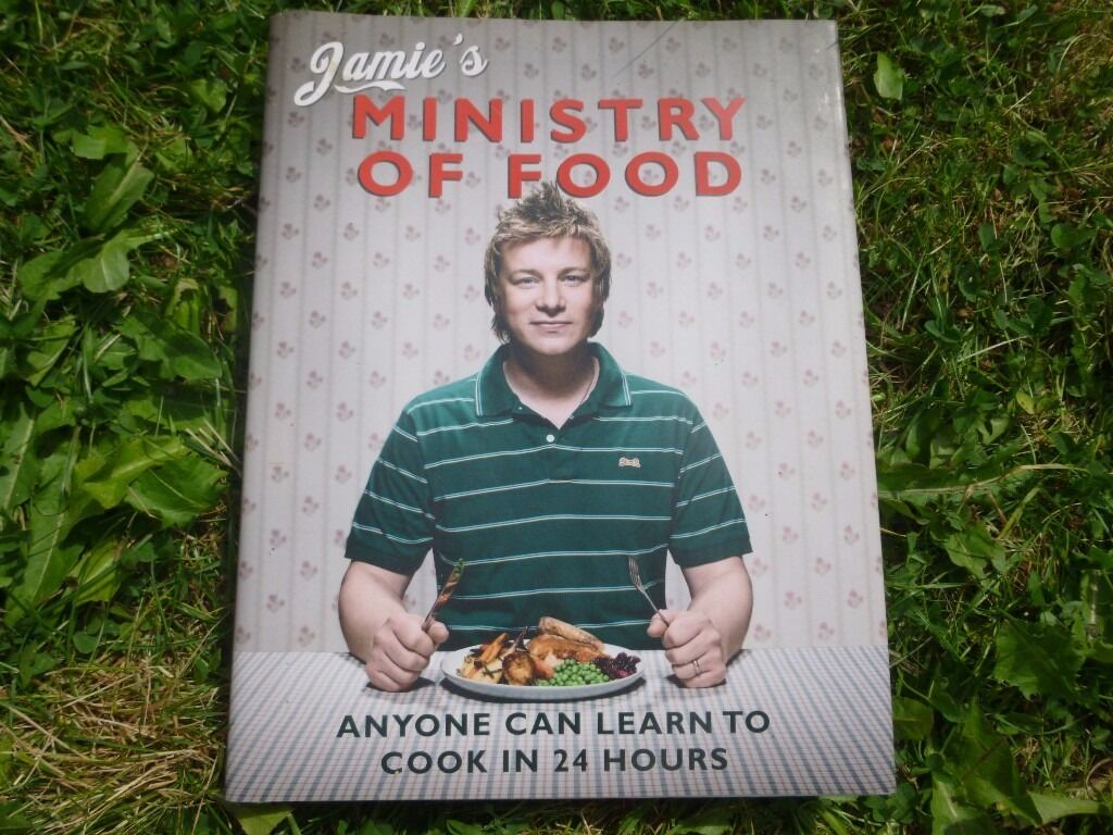 Jamie Oliver Ministry of Food recipe bookin Huntingdon, CambridgeshireGumtree - In hardback, 350 pages. New and unused, RRP is £25. Collection only. Im in Hemingford Abbots, between Huntingdon and St Ives and easily accessible from the A14
