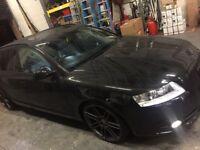 Audi A6 Avant Lemans Special Edition - Black Pack