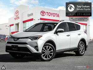 2016 Toyota RAV4 Limited Leather+Sunroof