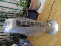 30'' Tower Fan with Remote brand new .