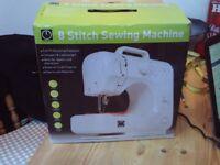 Poweron sewing machine - 8 stitch