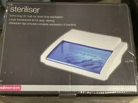 UV steriliser **BRAND NEW BOXED**
