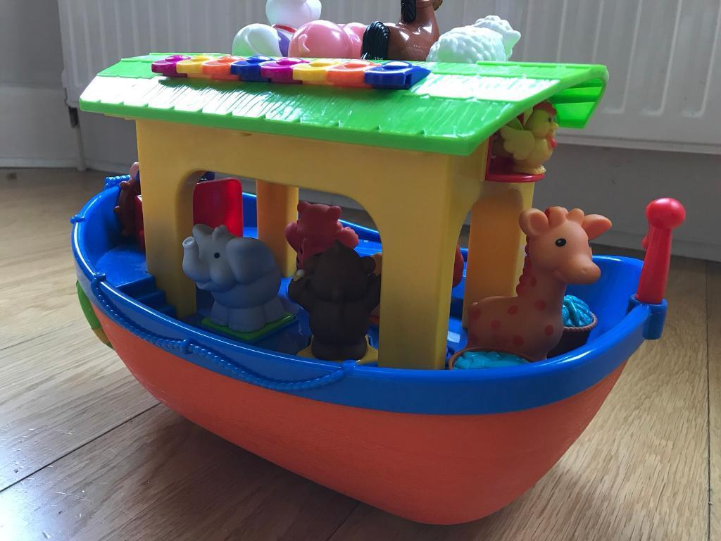 Noah's Ark Activity Toy baby toddler