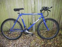 Trek singletrack 950 adult mountain bike 21spd quick fire gears good condition will deliver
