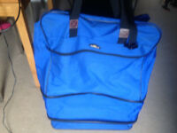 suit case carry bag extend with wheel