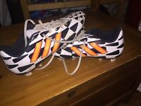 Adidas men's football boots, well looked after looking for quick sale