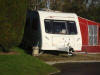 Buccaneer Caravel Caravan 2008 for Sale.