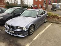 316i BMW 3-Series m sport half leather full service history