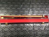 James Howard Masters Snooker Cue