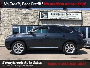 2010 Lexus RX 350 navigation p/sunroof rear view camera leather