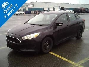 2015 Ford Focus SE, BANCS CHAUFFANTS, CAMERA DE RECUL