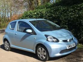 TOYOTA AYGO 1.0 **ONLY DONE 32K** MOT JANUARY 2019** £20 YEAR ROAD TAX