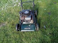Hayter Hayterette lawnmower