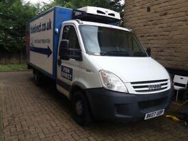 Fridge / Chiller Van Ex Tesco Delivery Van